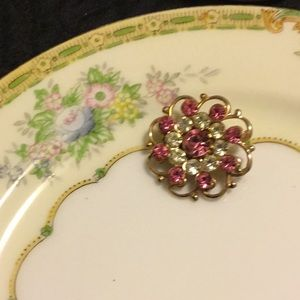 Sparkly brooch